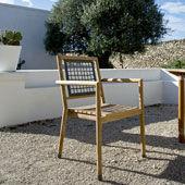 Kleiner Sessel Quadra
