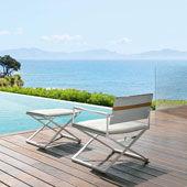 Poltrona Regista Lounge Riviera