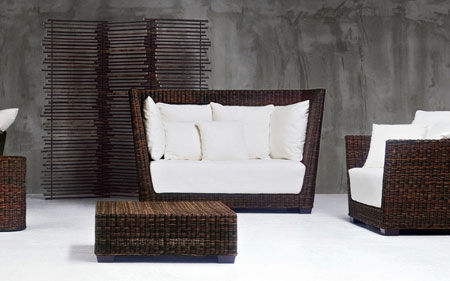Sofa Black 02