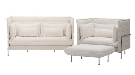 Sofa Alcove Love Seat