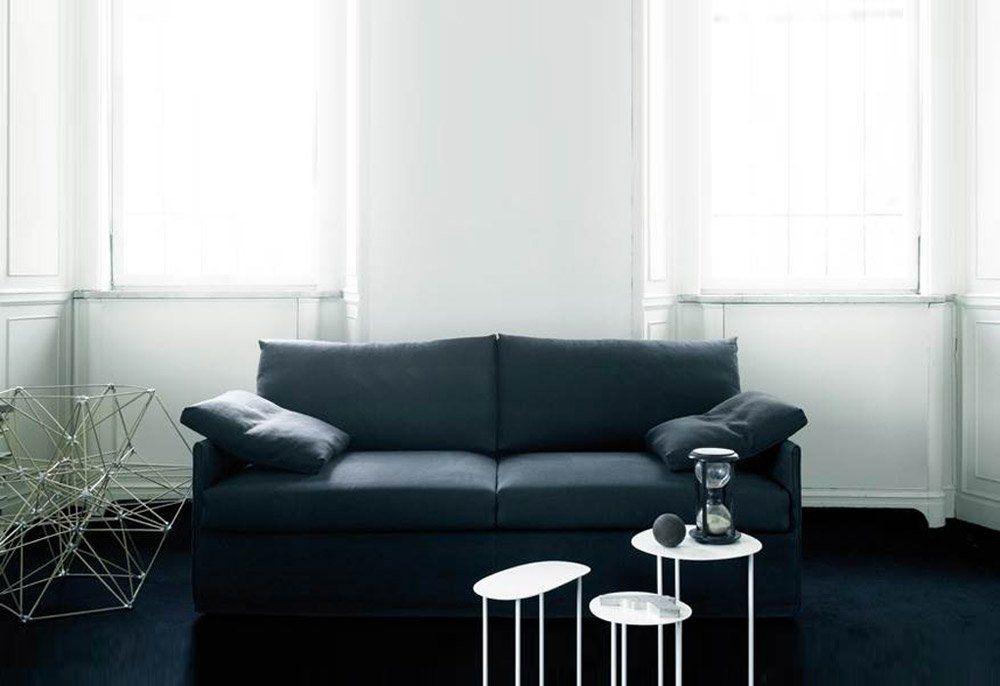 Divano letto chemise da living divani designbest for Divani letto trento