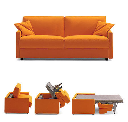 Sofa-bed Go small