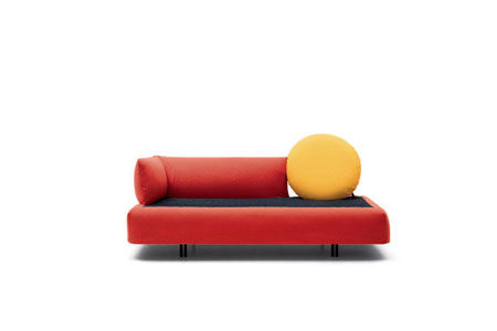 Sofa-bed Oblò