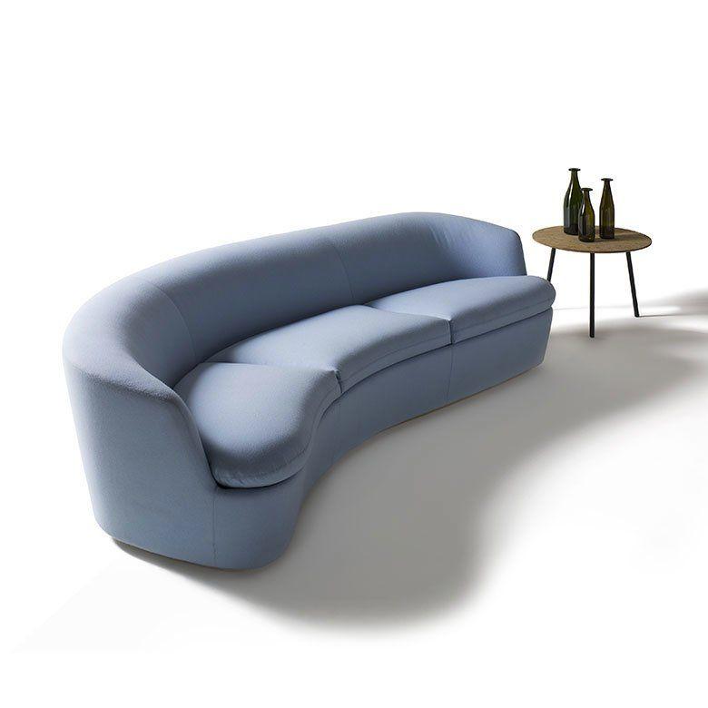 cappellini drei sitzer sofas sofa orla plus designbest. Black Bedroom Furniture Sets. Home Design Ideas