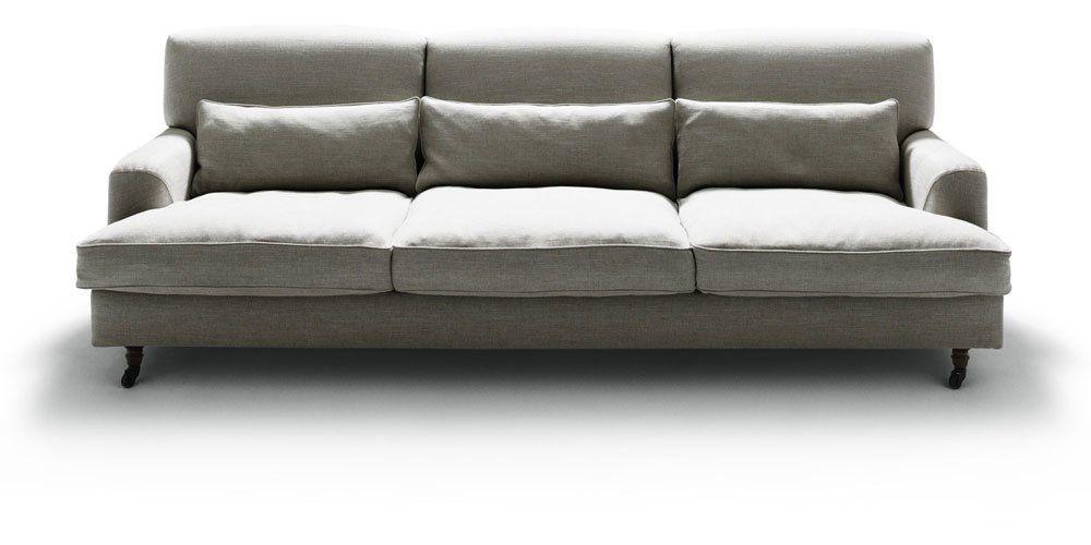 Three-Seater Sofas: Sofa Raffles by De Padova