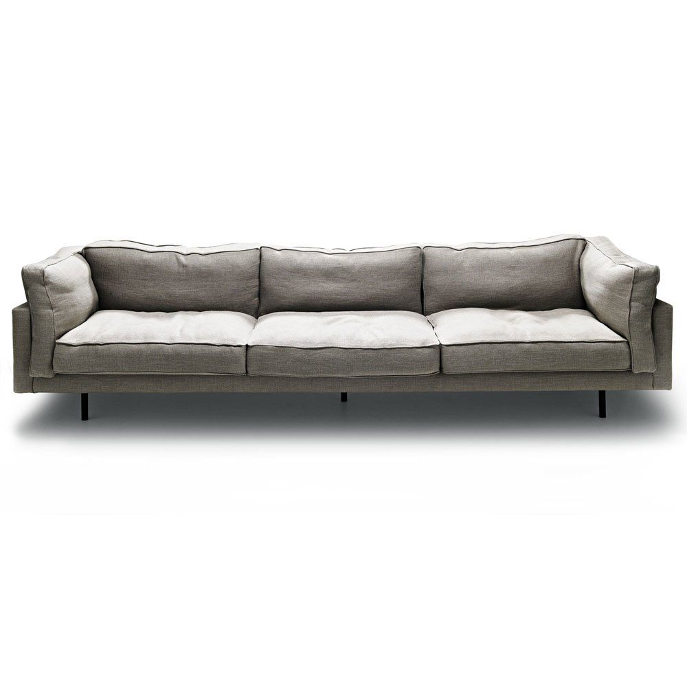 Three-Seater Sofas: Sofa Square 16 by De Padova