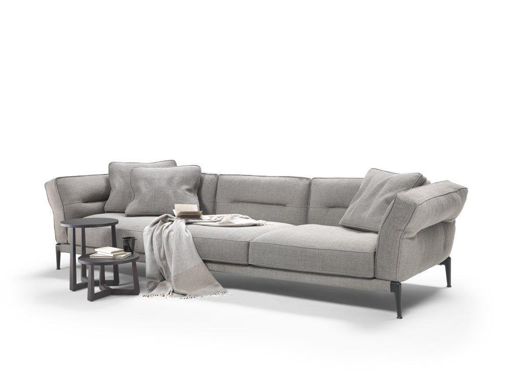 Flexform Drei-Sitzer Sofas Sofa Adda | Designbest