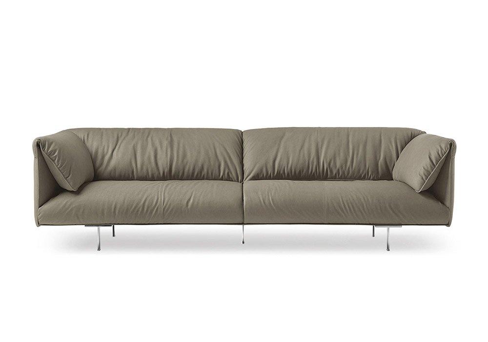 poltrona frau drei sitzer sofas sofa john john designbest. Black Bedroom Furniture Sets. Home Design Ideas