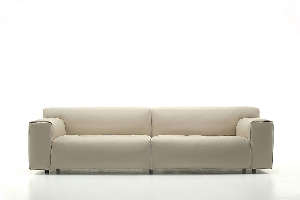 Three-Seater Sofas: Divano Softwall by Living Divani