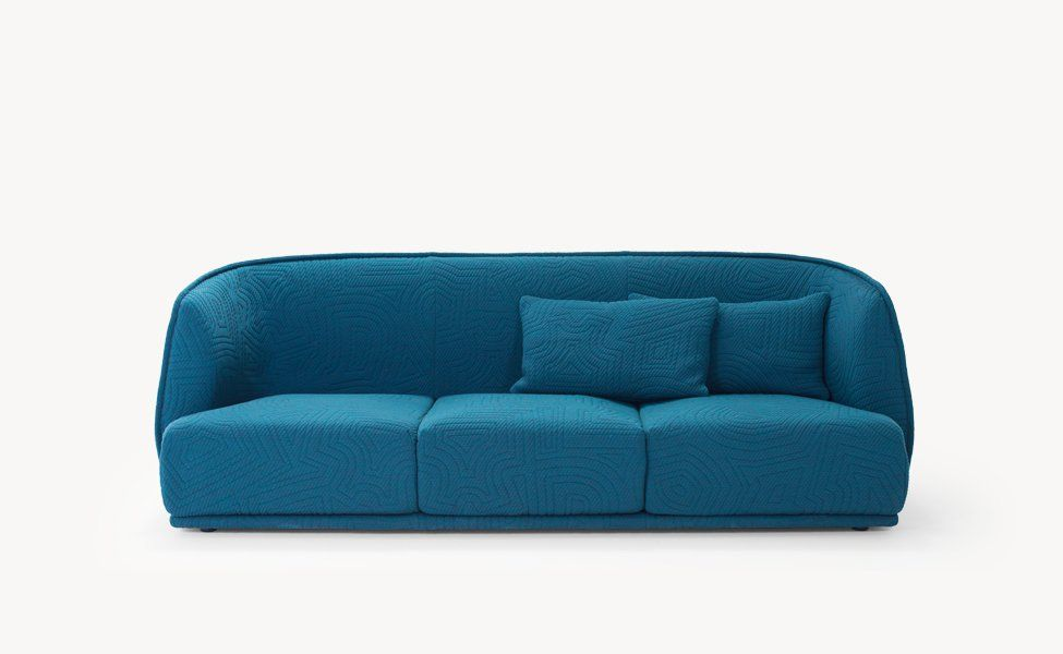 Sofa Redondo Design Patricia Urquiola, 2010