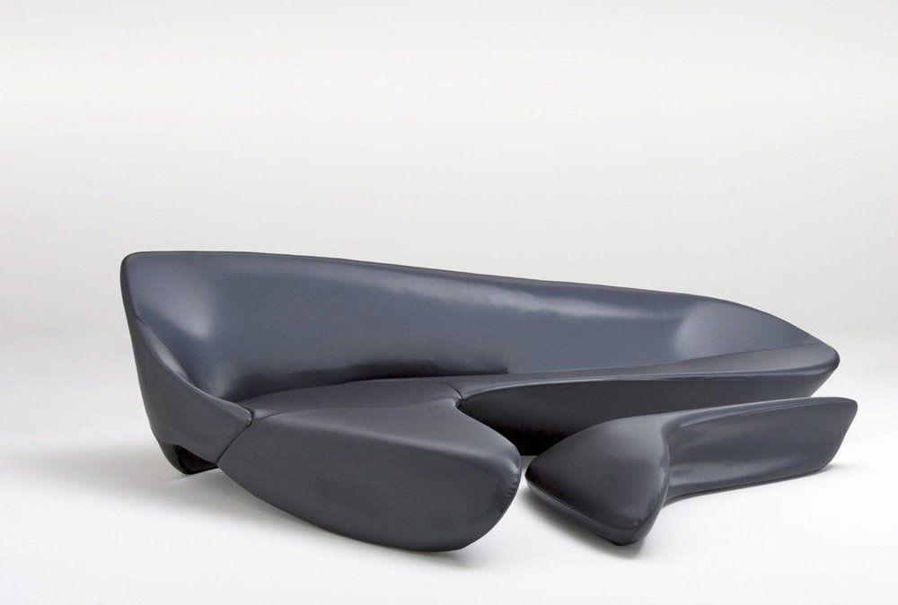 B&B Italia Drei-Sitzer Sofas Sofa Moon System | Designbest