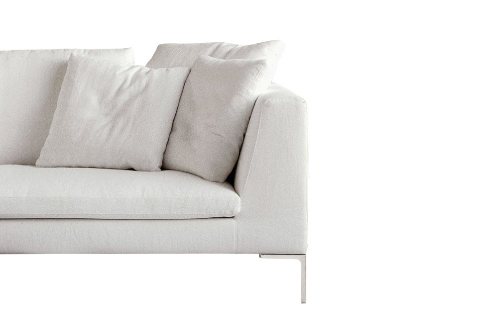 Bb Italia Drei Sitzer Sofas Sofa Charles Designbest