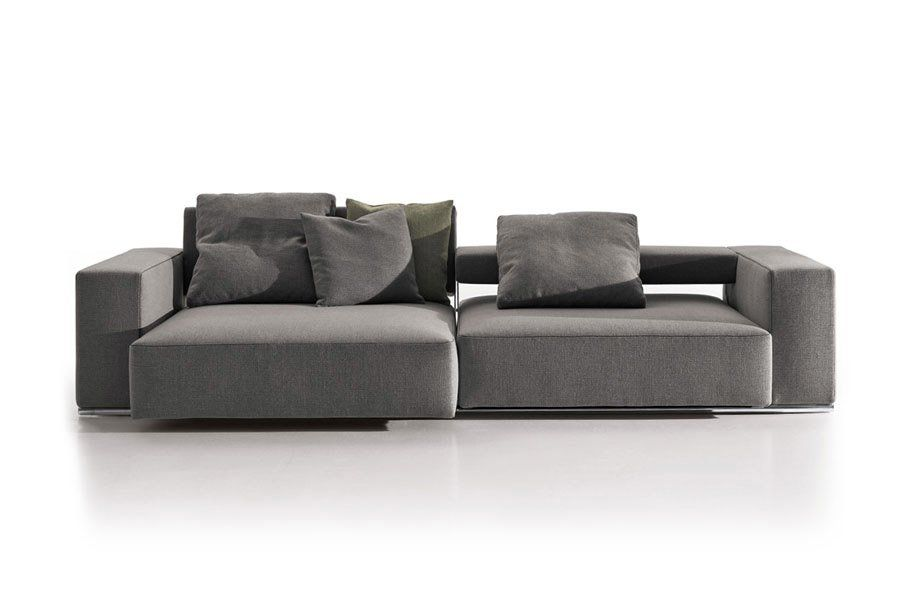 B&B Italia Drei-Sitzer Sofas Divano Andy 13 | Designbest