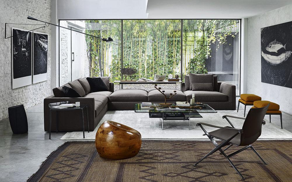 Divano richard da b b italia designbest for Designbest outlet