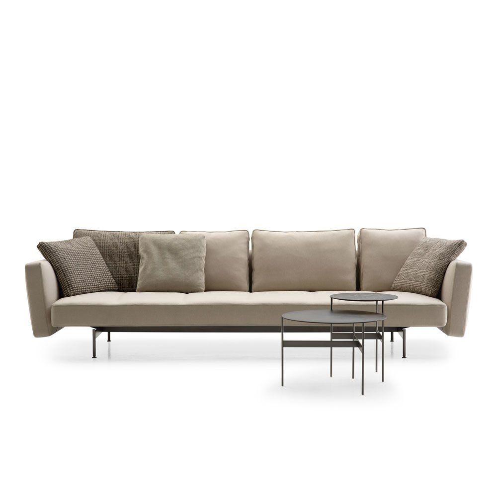 b b italia drei sitzer sofas sofa sak designbest. Black Bedroom Furniture Sets. Home Design Ideas