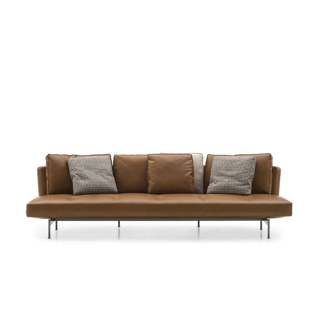 B Amp B Italia Drei Sitzer Sofas Sofa Sak 233 Designbest