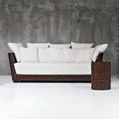 Sofa Black 03