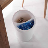 Wastepaper Basket Hi-Tech [b]