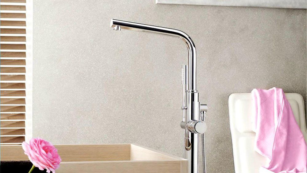 grohe armaturen f r dusche und wanne badewannenarmatur atrio designbest. Black Bedroom Furniture Sets. Home Design Ideas