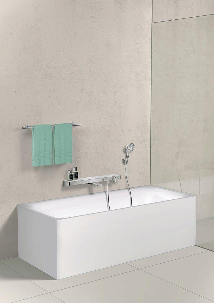 hansgrohe armaturen f r dusche und wanne duscharmatur showertablet select 700 designbest. Black Bedroom Furniture Sets. Home Design Ideas