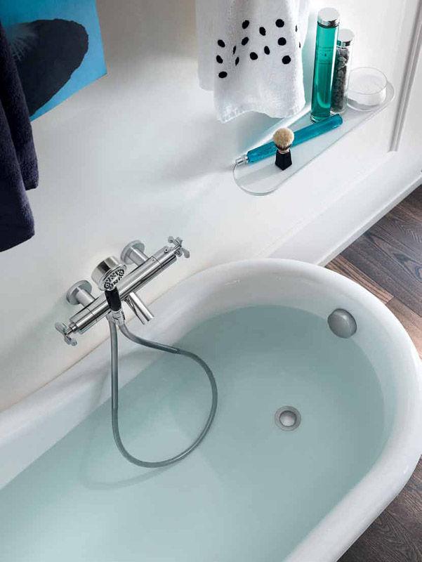 nobili armaturen f r dusche und wanne badewannen armaturen carlos primero designbest. Black Bedroom Furniture Sets. Home Design Ideas