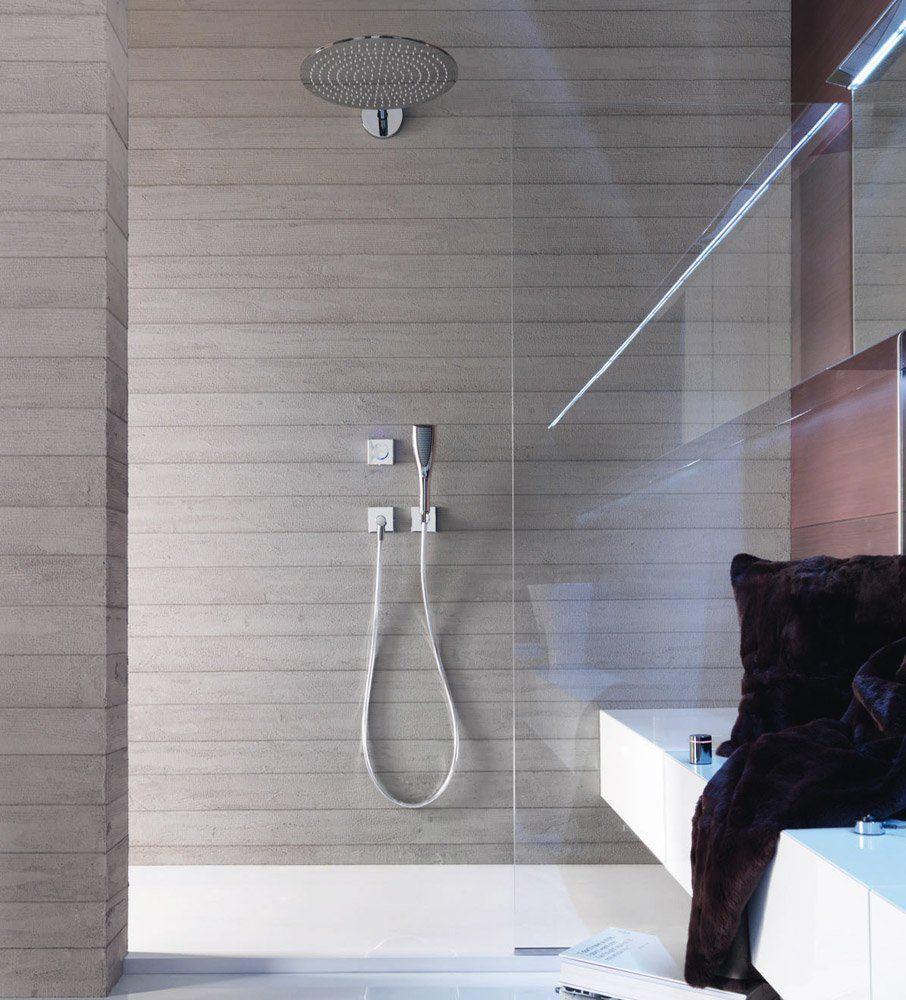 kwc armaturen f r dusche und wanne brausegarnitur kwc ono touch light pro designbest. Black Bedroom Furniture Sets. Home Design Ideas