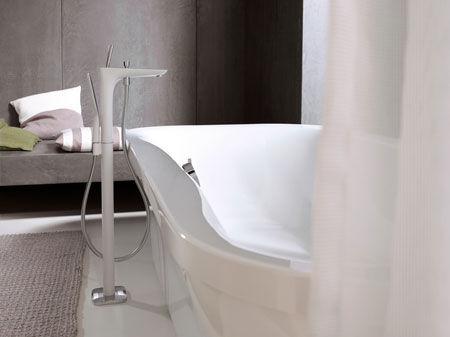 Bath Diverter Mixer Puravida
