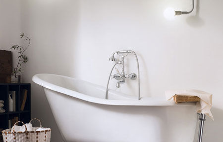 Bathtub fittings Ritz