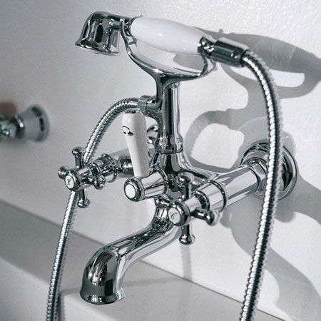 Bathtub fittings Delfi