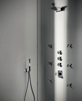 Shower fittings Wosh