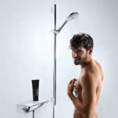 Shower set Raindance Select E120 Combi
