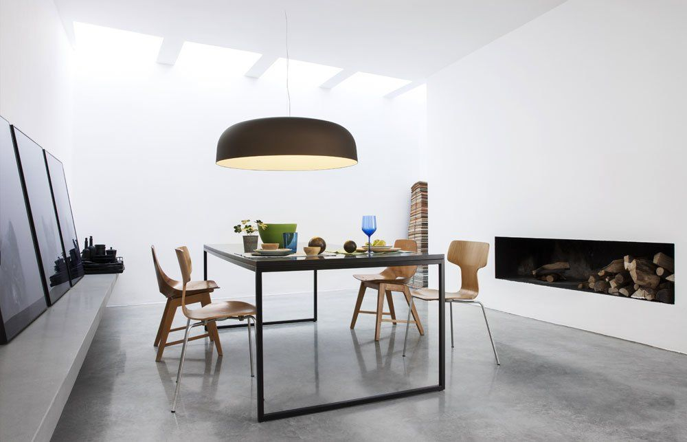 catalogue luminaire canopy 422 oluce designbest. Black Bedroom Furniture Sets. Home Design Ideas