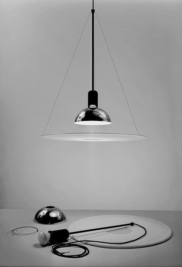 Lampada Frisbi