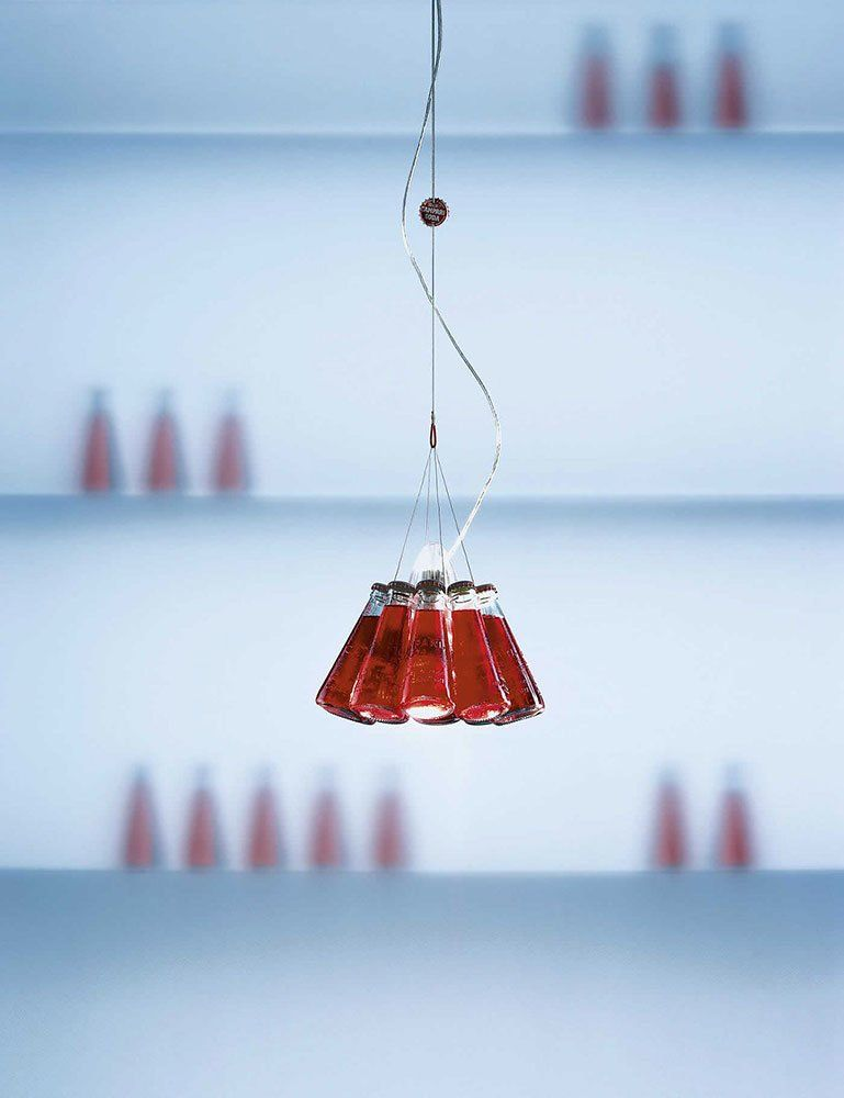 Lampada Campari Light
