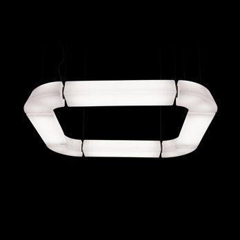 Lamp Circular Pol XXL Square