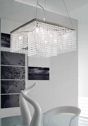 Lampada Kristal