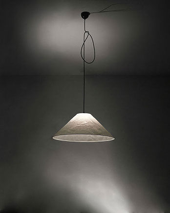 Lampe Knitterling