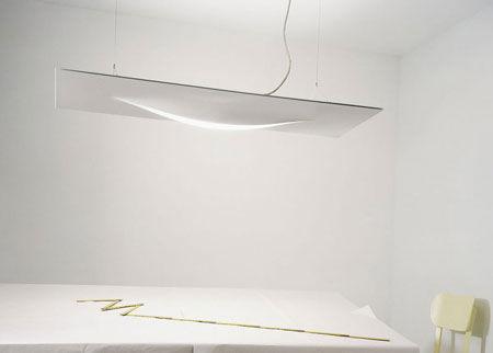 Lampe Schlitz