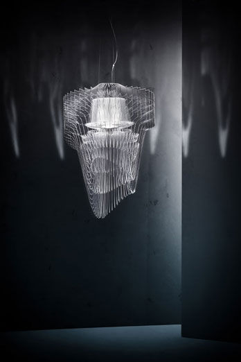 Lamp Aria Transparent