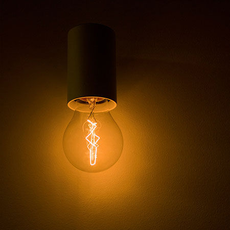 Lampada Edivad