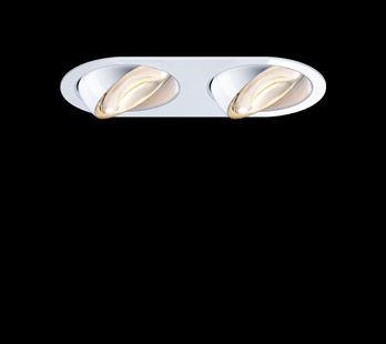 Lampe Più piano doppio
