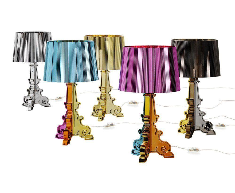 Kartell Tischleuchten Lampe Bourgie Designbest