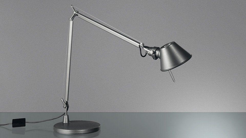 Artemide tischleuchten lampe tolomeo midi led designbest