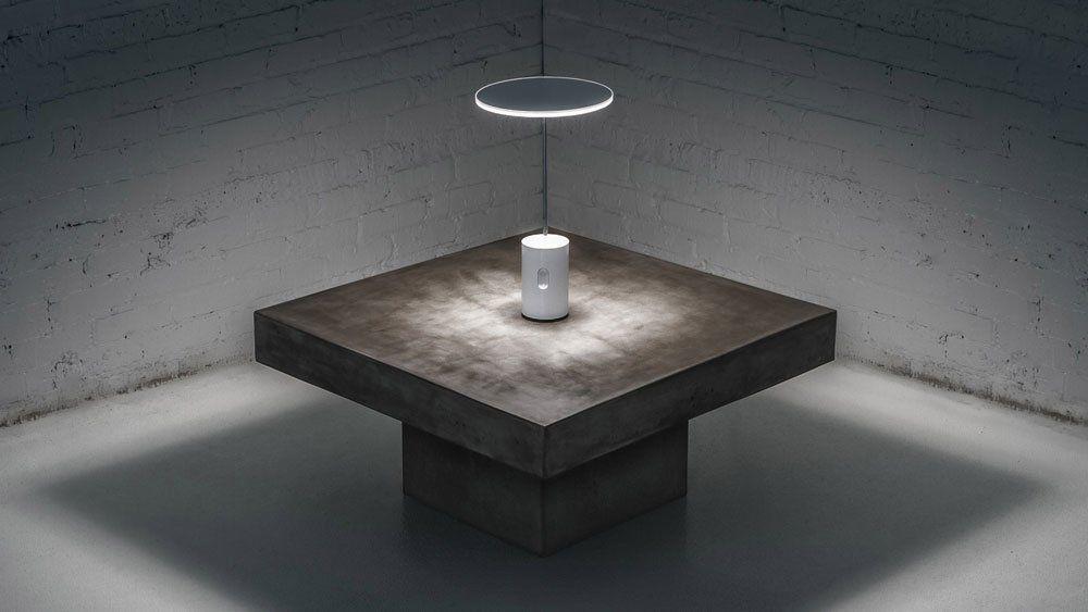 artemide tischleuchten leuchte sisifo designbest. Black Bedroom Furniture Sets. Home Design Ideas
