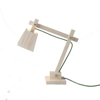 Lampe Wood Lamp