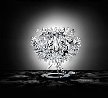 Lampada Fiorellina Silver