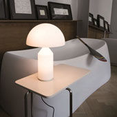 Lampe Atollo vetro 233