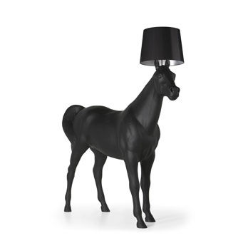 Leuchte Horse