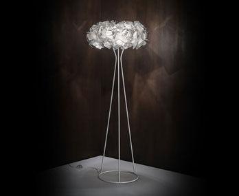 Lamp Clizia Floor Fumé
