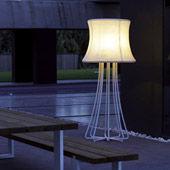 Lampadaire 3D